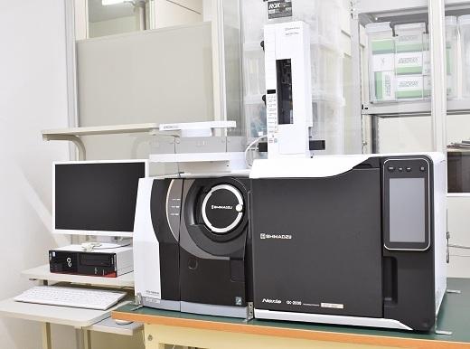 ガスクロマトグラフィータンデム質量分析計<br /> (大気環境イノベーションセンター新設分)