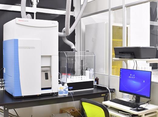誘導結合プラズマタンデム質量分析計<br /> (大気環境イノベーションセンター新設分)